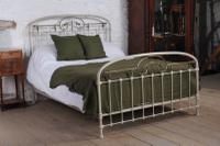 Most Attractive French Iron & Brass King Size Bed (4 of 10)