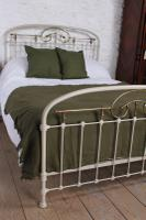 Most Attractive French Iron & Brass King Size Bed (5 of 10)