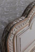 Spectacular Empire Size Original French Painted Bed (5 of 11)