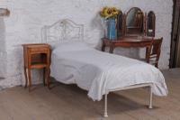 Pretty Portuguese Small Single No End Bed