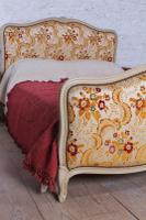 All Original French Louis XV Style Double Bed (4 of 7)