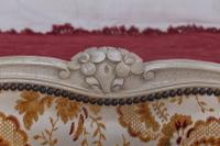 All Original French Louis XV Style Double Bed (6 of 7)
