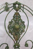 Very Lovely Early Victorian King Size Bedstead (2 of 13)