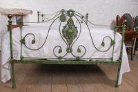 Very Lovely Early Victorian King Size Bedstead (5 of 13)