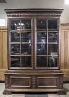 Stylish Victorian Bookcase