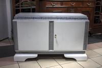 Art Deco Sideboard in White