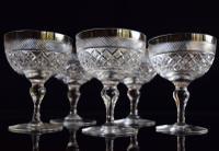 5 Thomas Webb Heirloom Champagnes