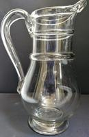 Antique Glass Ewer c.1760