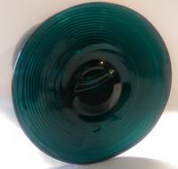 Rhenish Green Hollow Stem Wine Glass c.1795 (2 of 4)