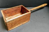 Treen Church Collection Box c.1860