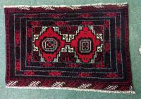 Vintage Baluch Small Mat c.1960