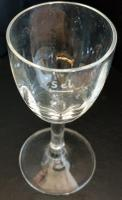 Victorian Port Glass Measure c.1890 (3 of 4)