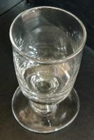 Victorian Demi-Rummer Glass c.1865 (2 of 4)