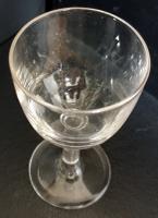 Victorian Port Glass c.1880 (3 of 4)