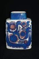 Danish Royal Copenhagen 'Tenera' Vase by Berthe Jessen 1960s
