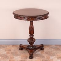 Anglo Indian 19th Century Occasional Table