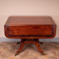 Good Quality Regency Inlaid Mahogany Pembroke Table (2 of 19)