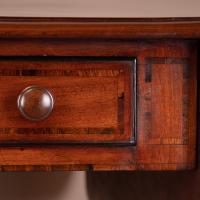 Good Quality Regency Inlaid Mahogany Pembroke Table (13 of 19)