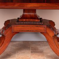 Good Quality Regency Inlaid Mahogany Pembroke Table (17 of 19)
