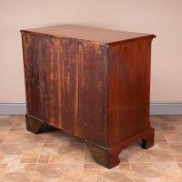 Small 19th Century Mahogany Chest of Drawers (13 of 15)