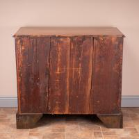 Small 19th Century Mahogany Chest of Drawers (14 of 15)