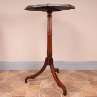 Pair of 19th Century Mahogany Occasional Tables (9 of 13)