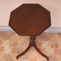 Pair of 19th Century Mahogany Occasional Tables (12 of 13)