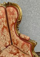 Pair of Louis XVI Gilded Armchairs c.1850 (12 of 17)