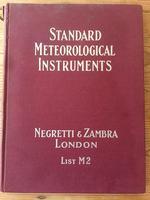 Negretti & Zambra London Standard Meteorological Instruments c.1930