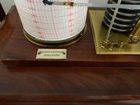 Magnificent Barograph, Manchester c.1900 (3 of 5)