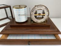 Oak Barograph with Dial c.1925 (2 of 3)