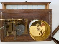 Oak Barograph with Dial c.1925 (3 of 3)