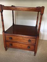 Arthur Brett Mahogany Side Table