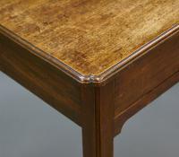 George III Mahogany Side Table (6 of 6)