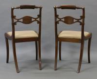 Superb Pair of Regency Side Chairs (6 of 6)
