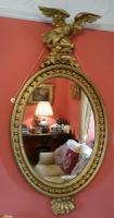George III Giltwood Mirror C.1820