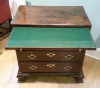 Small George III Mahogany Chest (7 of 8)