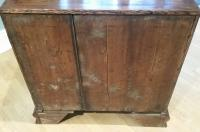 Small George III Mahogany Chest (5 of 8)