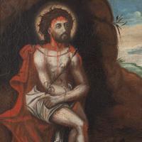 18th Century German School Oil Painting, the Resurrection of Jesus Christ (4 of 11)