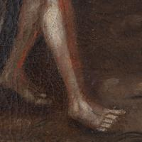 18th Century German School Oil Painting, the Resurrection of Jesus Christ (6 of 11)
