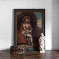 18th Century German School Oil Painting, the Resurrection of Jesus Christ (2 of 11)