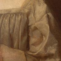 19th Century French School Portrait of a Female Saint at Prayer (6 of 9)