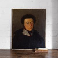 19th Century Portrait of a French Officer, Oil on Canvas (2 of 10)