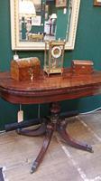 Mahogany Tea Table c.1805