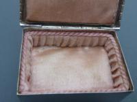 Miniature Silver Trinket Box (3 of 6)