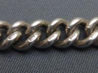 Silver Albert Chain (3 of 8)