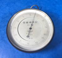 19th Century Japanese Barometer (2 of 26)