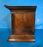 Anglo Chinese Solid Rosewood  Jewellery Cabinet (3 of 25)