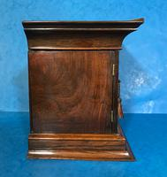 Anglo Chinese Solid Rosewood  Jewellery Cabinet (5 of 25)