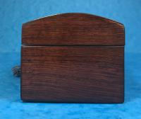 William IV Mother of Pearl Inlaid Rosewood Glove Box (4 of 10)